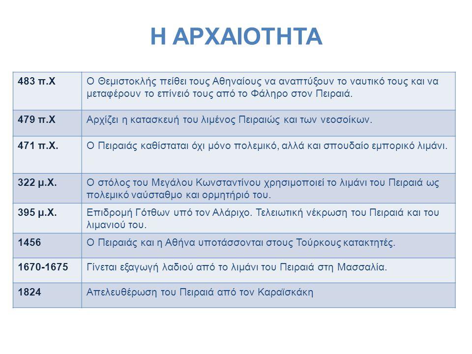 Η ΑΡΧΑΙΟΤΗΤΑ 483 π.Χ.