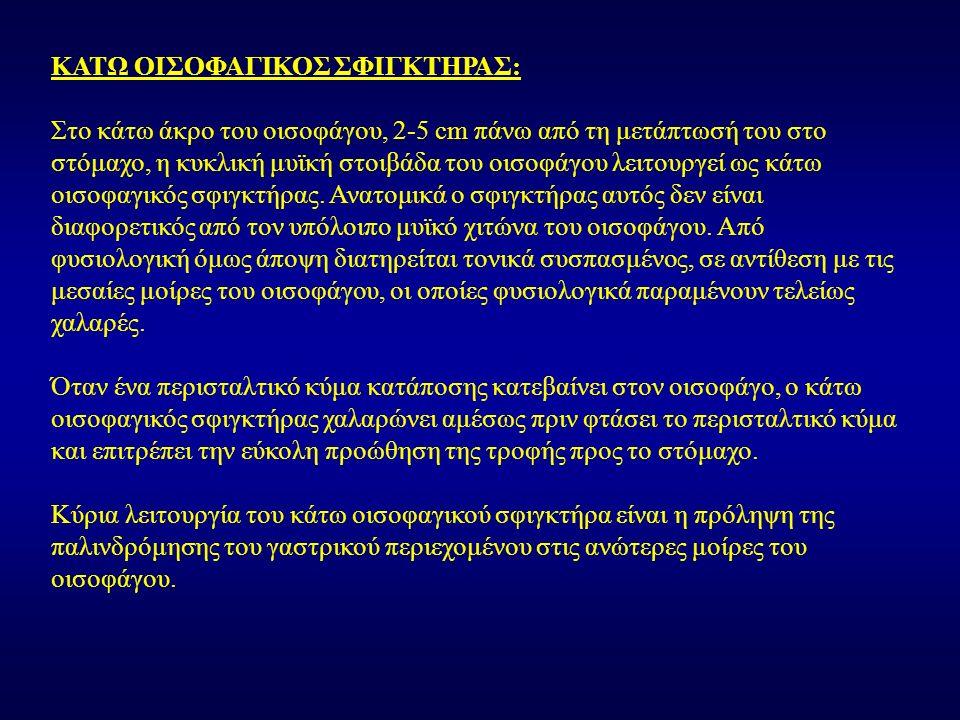 ΚΑΤΩ ΟΙΣΟΦΑΓΙΚΟΣ ΣΦΙΓΚΤΗΡΑΣ: