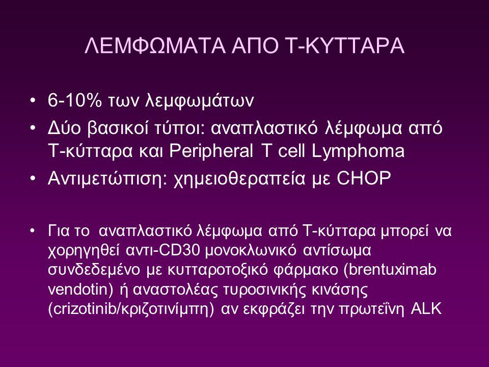 ΛΕΜΦΩΜΑΤΑ ΑΠΟ T-ΚΥΤΤΑΡΑ