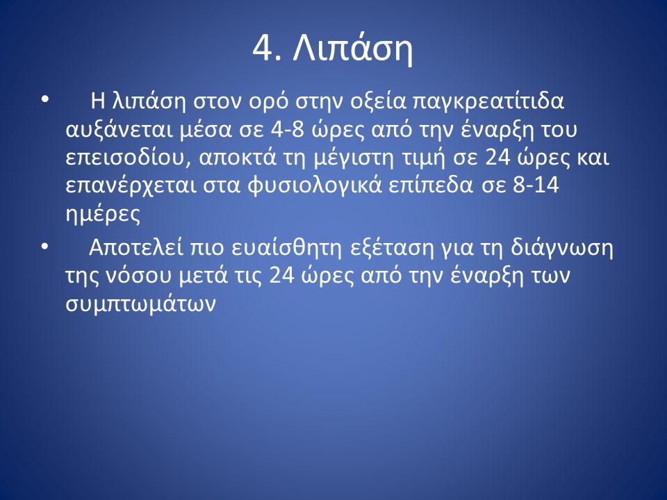 4. Λιπάση
