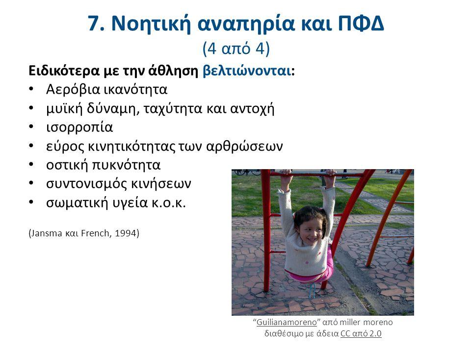 8. Αθλητικές δραστηριότητες