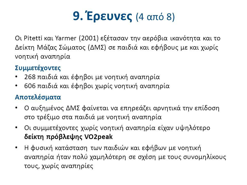 9. Έρευνες (5 από 8)