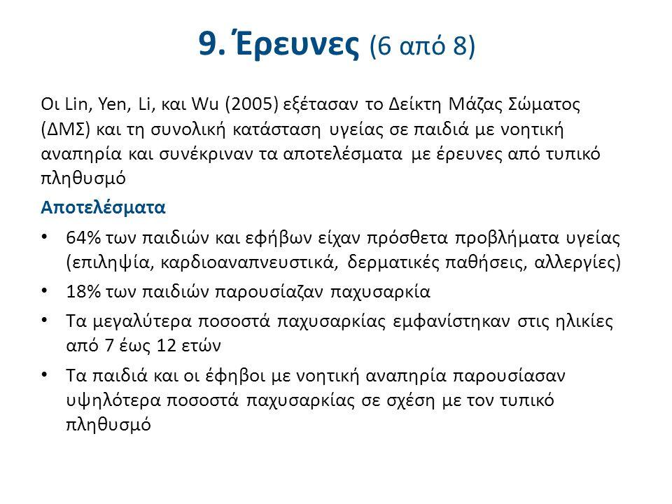 9. Έρευνες (7 από 8)