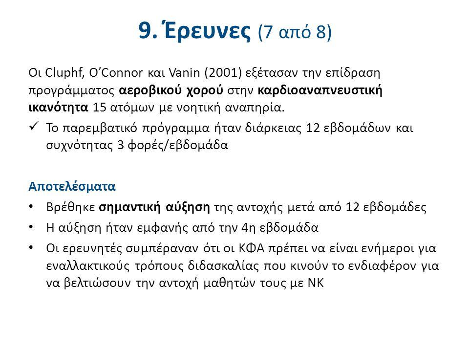 9. Έρευνες (8 από 8)