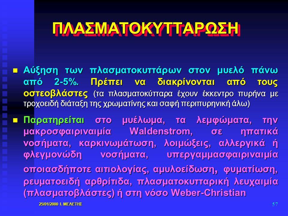 ΠΛΑΣΜΑΤΟΚΥΤΤΑΡΩΣΗ