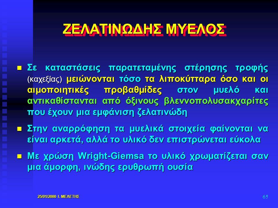ΖΕΛΑΤΙΝΩΔΗΣ ΜΥΕΛΟΣ