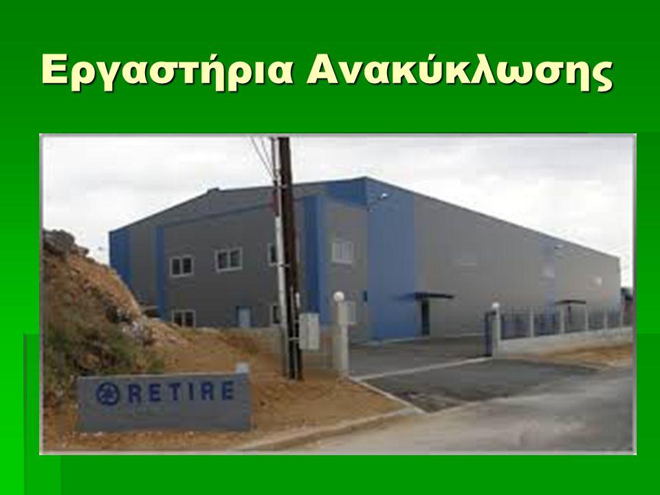 Εργαστήρια Ανακύκλωσης