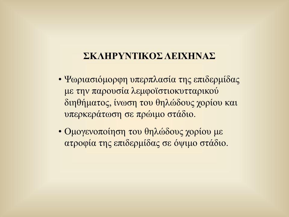 ΣΚΛΗΡΥΝΤΙΚΟΣ ΛΕΙΧΗΝΑΣ