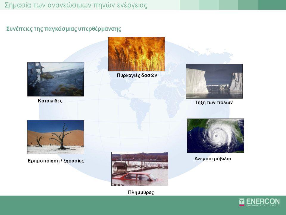 Συνέπειες της παγκόσμιας υπερθέρμανσης