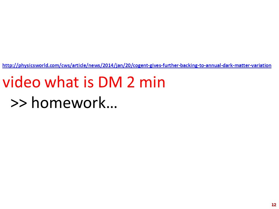 video what is DM 2 min >> homework…