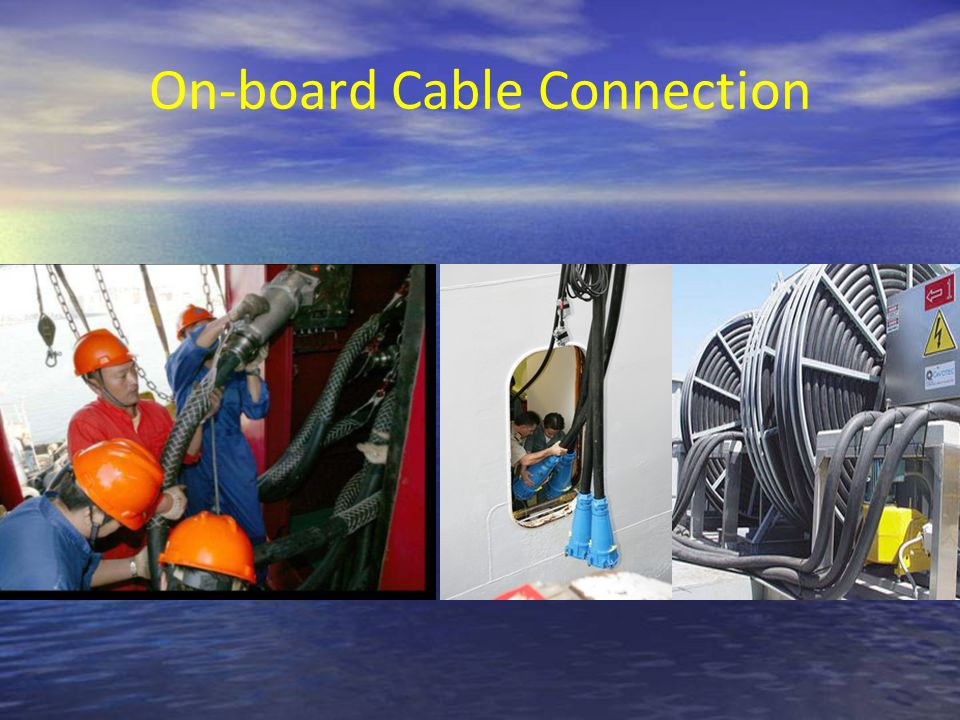 On-board Cable Connection