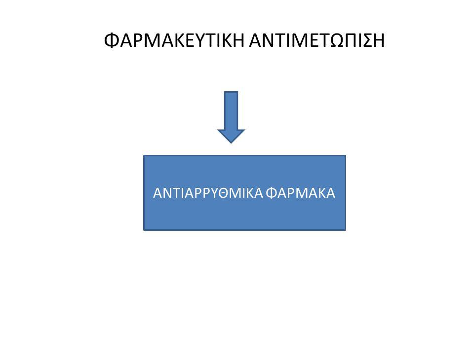 ΑΝΤΙΑΡΡΥΘΜΙΚΑ ΦΑΡΜΑΚΑ