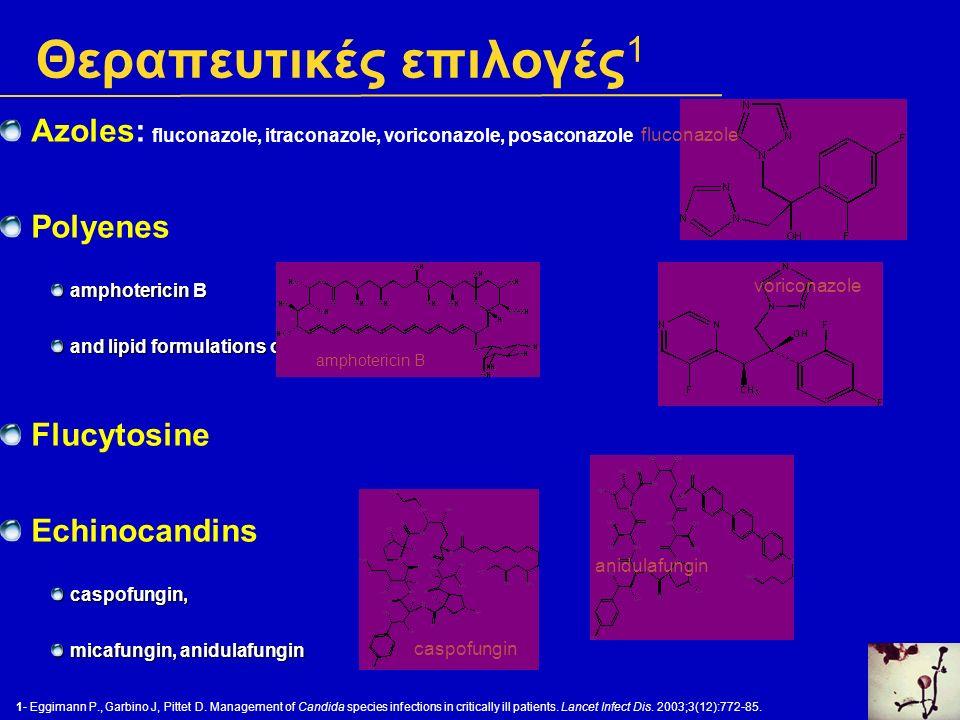Θεραπευτικές επιλογές1