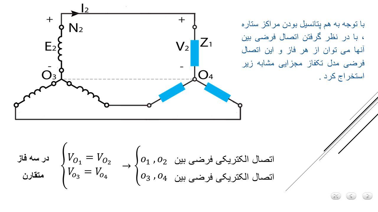 اتصال الکتریکی فرضی بین