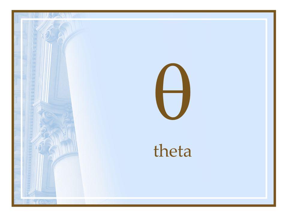 q theta