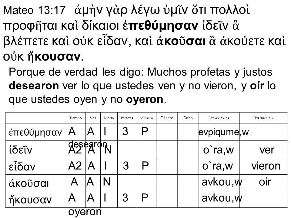 A A I 3 P evpiqume,w desearon