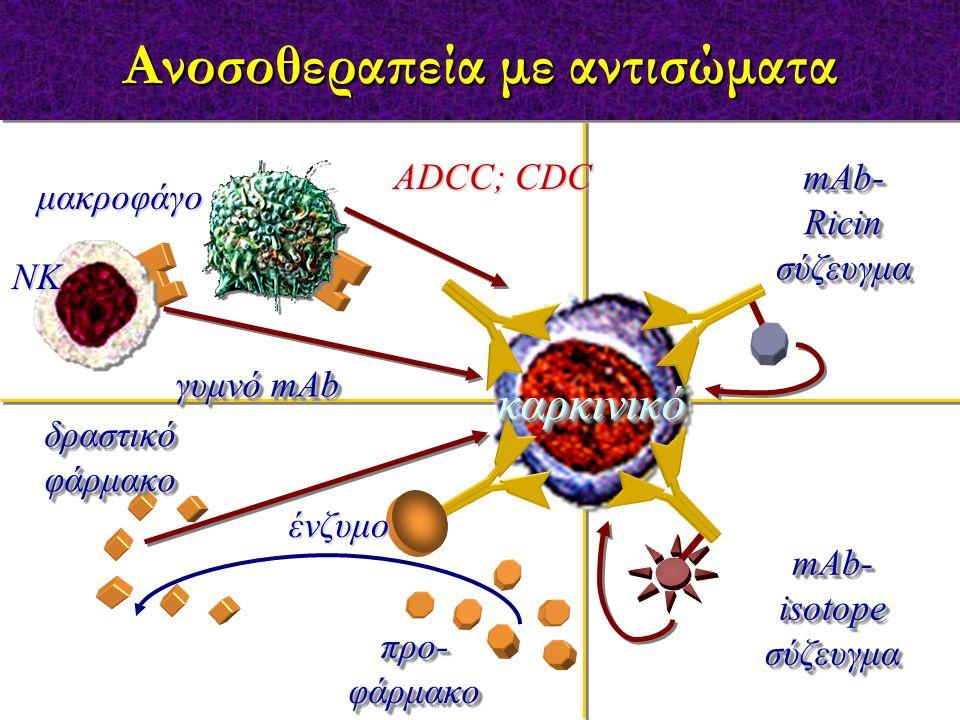 Ανοσοθεραπεία με αντισώματα