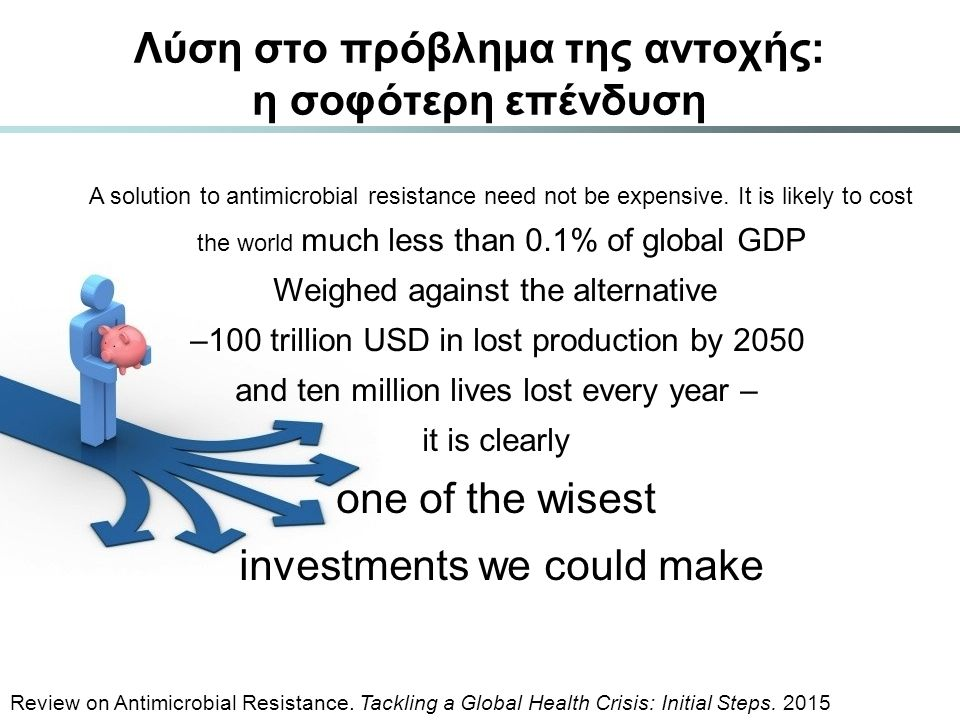 Λύση στο πρόβλημα της αντοχής: η σοφότερη επένδυση