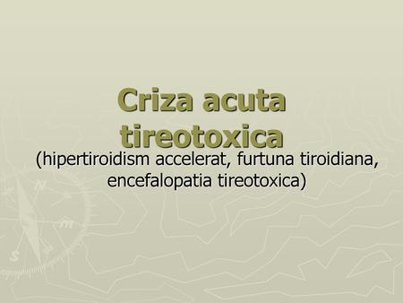 cytokine pierdere în greutate furtună)