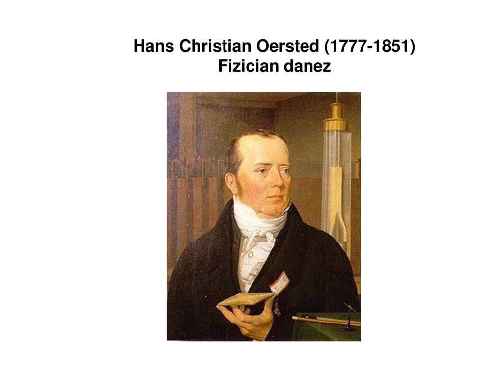 Hans Christian Oersted ( )