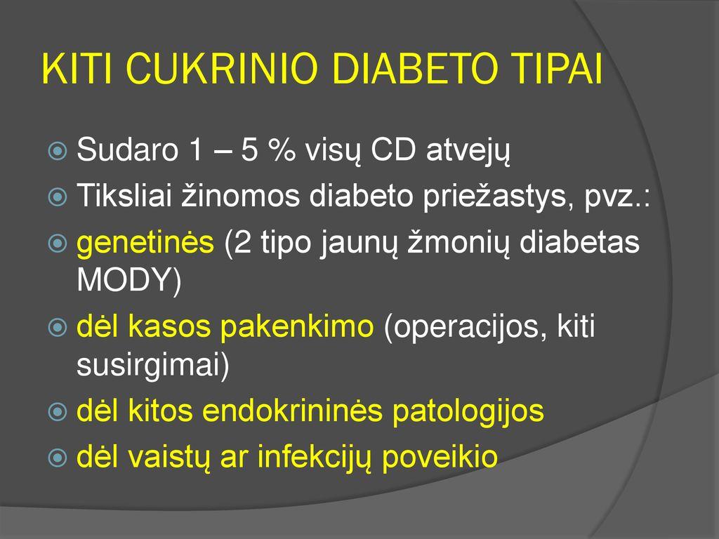 vaistai nuo hipertenzijos ir 2 tipo diabeto II stadijos hipertenzija