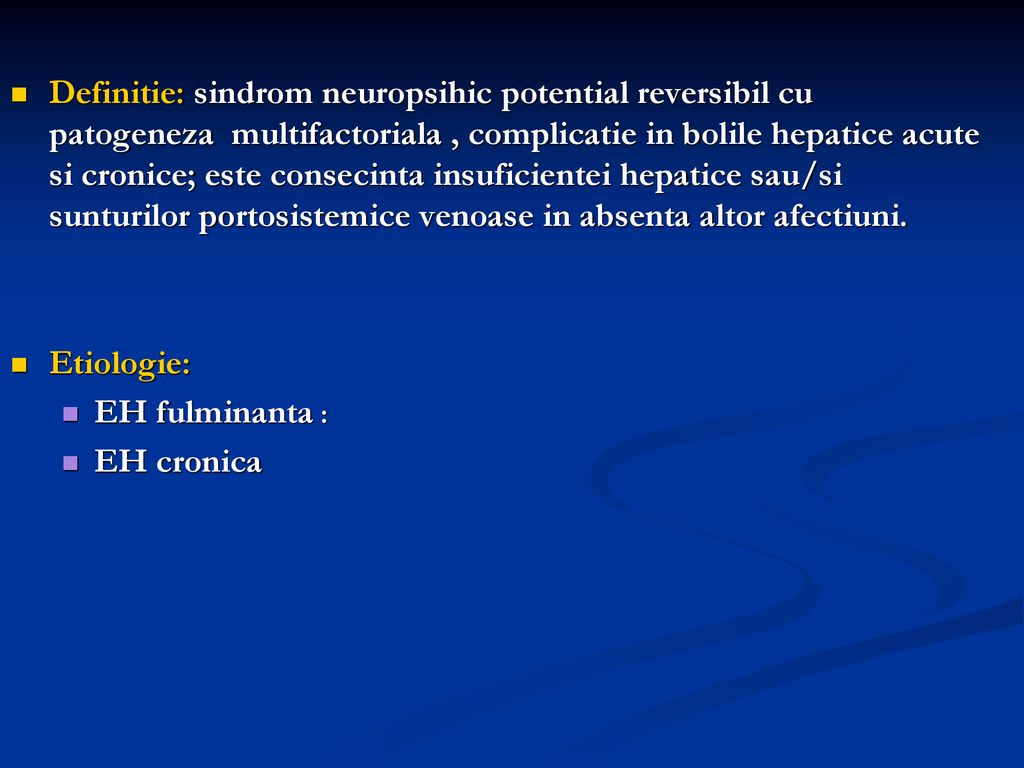 boli hepatice și varicoză