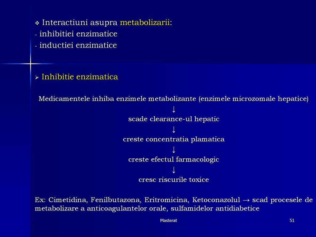 metabolizarea metabolizării întreprinderii al slăbește modul