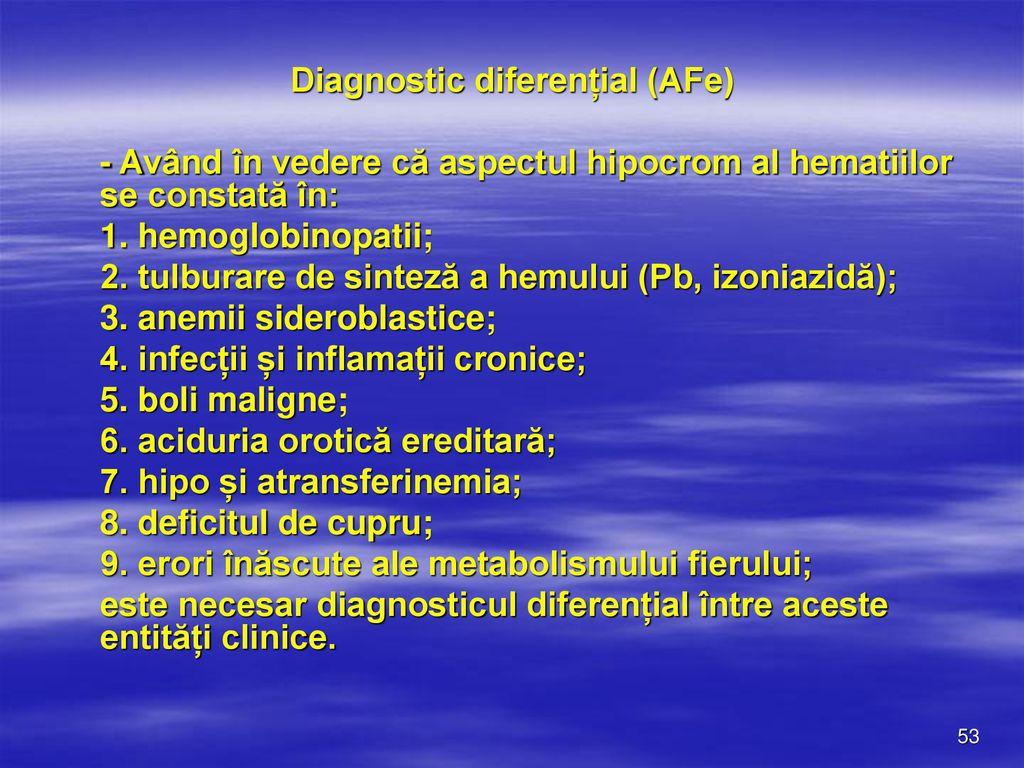 pierdere pediatrică diagnostic diferențial