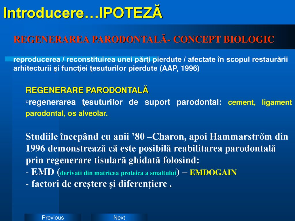 stimularea procesului de regenerare a țesuturilor cartilaginoase)