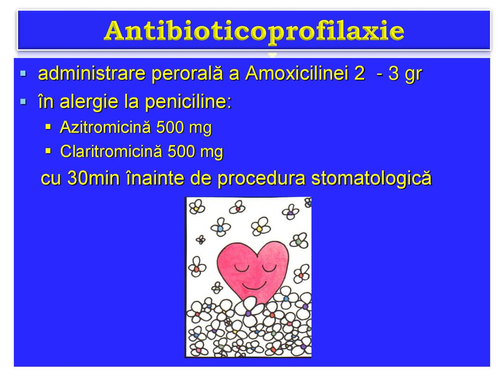 Antibioticoprofilaxie