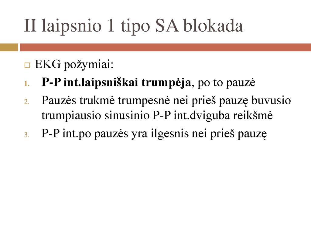 hipertenzija 1 laipsnio sinusinė tachikardija