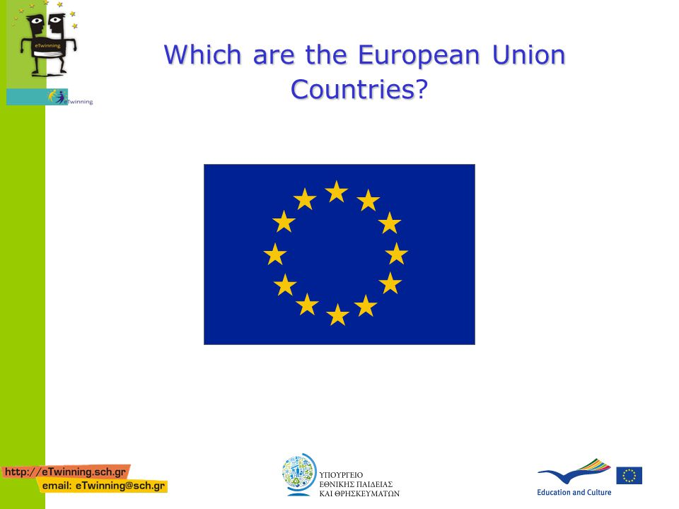 Which are the European Union Countries