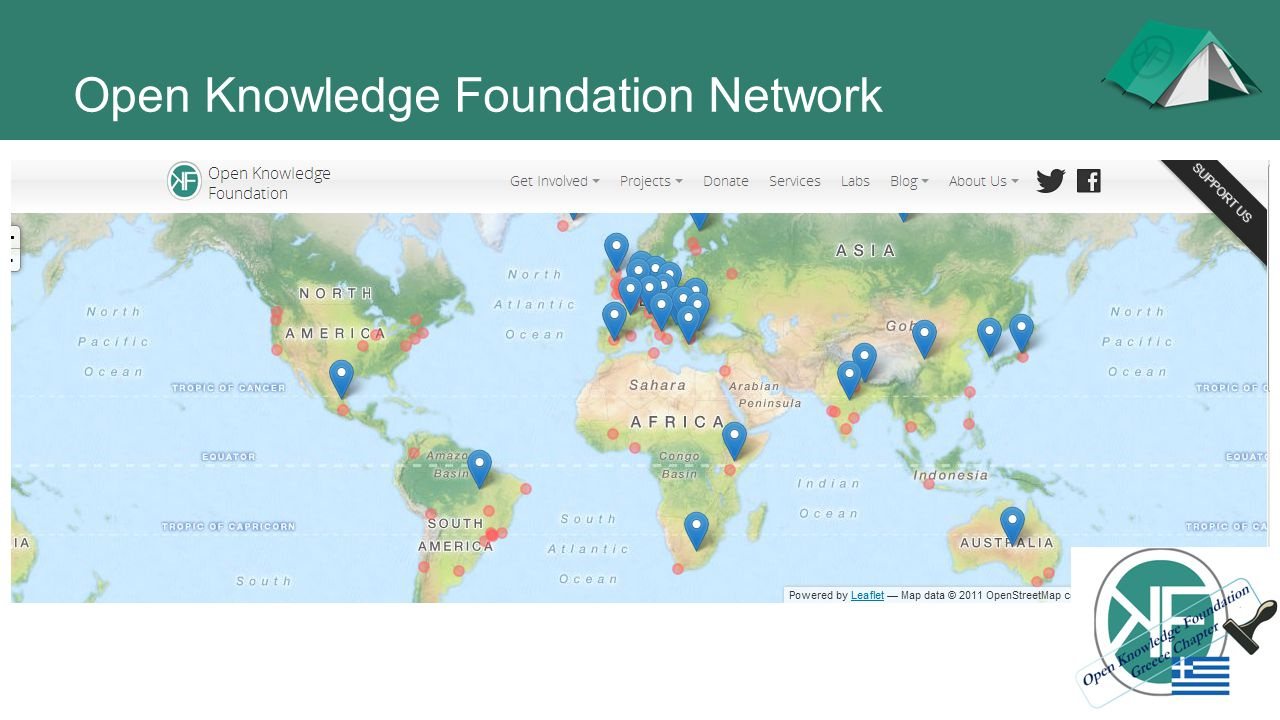 Open Knowledge Foundation Network