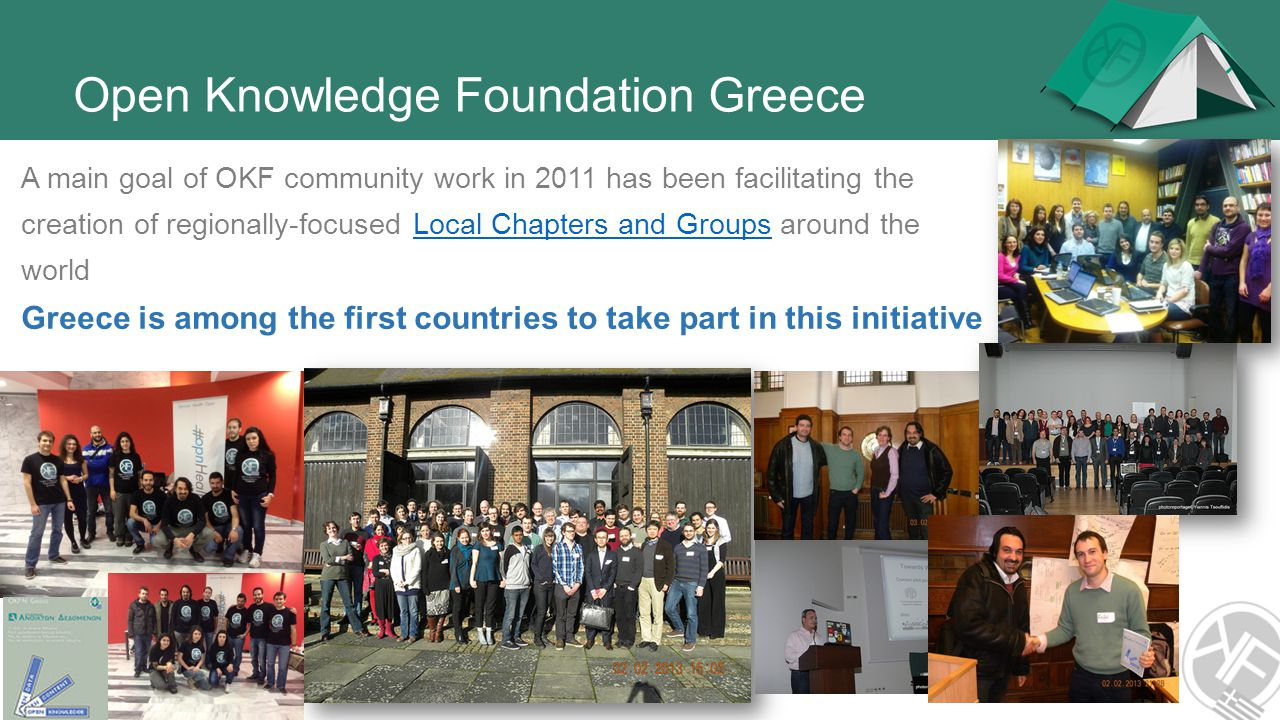 Open Knowledge Foundation Greece