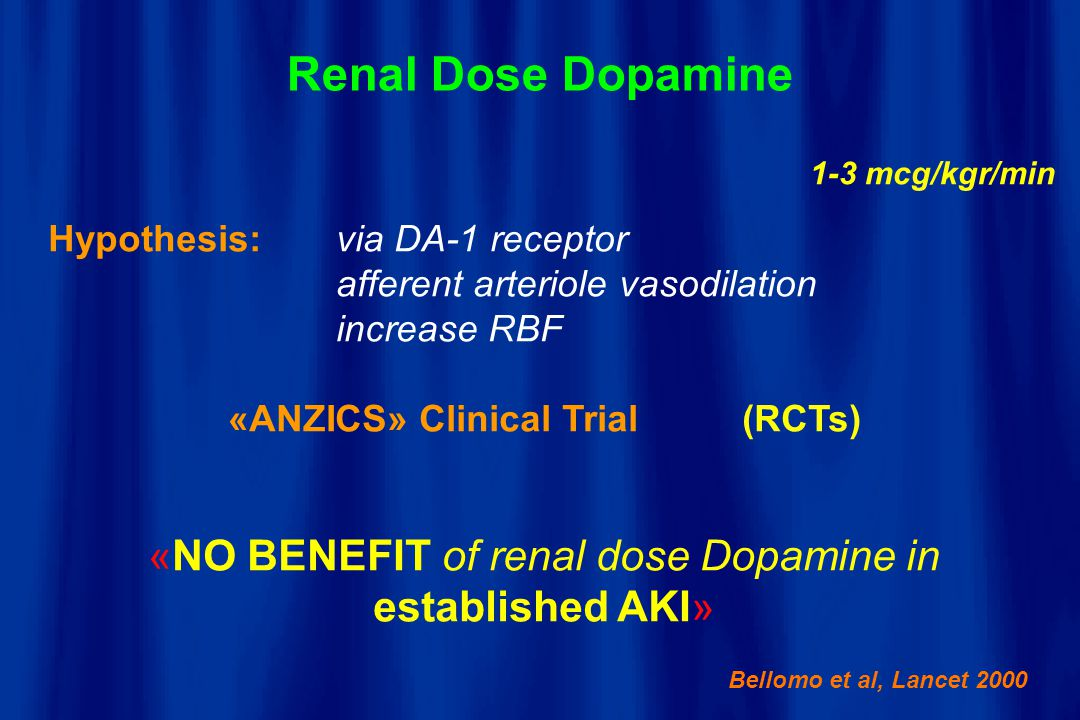 «ANZICS» Clinical Trial (RCTs)