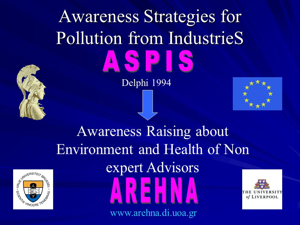 Awareness Strategies for Pollution from IndustrieS